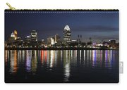 Morning Skyline Wo Bridge I Carry-all Pouch