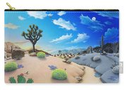 Joshua Tree Morning To Night Carry-all Pouch