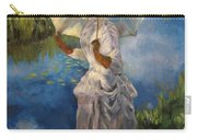 Morning Walk Carry-all Pouch by Diane Kraudelt