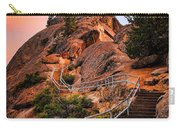 Moro Rock Path Carry-all Pouch by Inge Johnsson