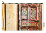 Moroccan Door By Diana Sainz Carry-all Pouch