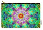 Moroccan Lace Mandala Carry-all Pouch