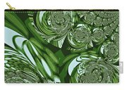 Moroccan Lights - Green Carry-all Pouch