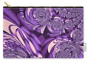 Moroccan Lights - Purple Carry-all Pouch