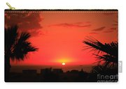Moroccan Sunset Carry-all Pouch