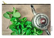 Moroccan Tea Carry-all Pouch by Tom Gowanlock