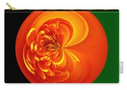 Morphed Art Globe 19 Carry-all Pouch by Rhonda Barrett