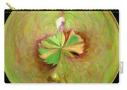 Morphed Art Globe 21 Carry-all Pouch by Rhonda Barrett