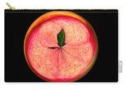 Morphed Art Globe 23 Carry-all Pouch by Rhonda Barrett