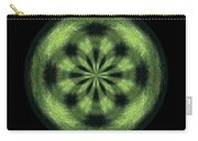 Morphed Art Globe 35 Carry-all Pouch