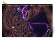 Morphed Art Globe 39 Carry-all Pouch