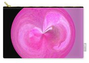 Morphed Art Globe 9 Carry-all Pouch by Rhonda Barrett