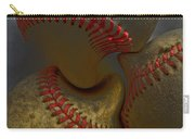 Morphing Baseballs Carry-all Pouch by Bill Owen