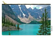 Morraine Lake In Banff Np-alberta Carry-all Pouch