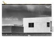Morrison Cloud Bw Palm Springs Carry-all Pouch
