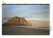 Morro Rock At Dawn Carry-all Pouch