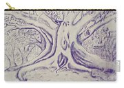 Morton Bay Tree Carry-all Pouch