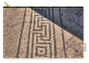 Mosaic 1 Beit Sha'en Israel Carry-all Pouch
