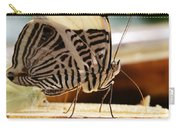 Mosaic Butterfly Carry-all Pouch