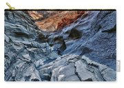 Mosaic Canyon In Death Valley Carry-all Pouch