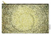 Mosaic Galaxy In Gold Carry-all Pouch