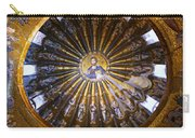 Mosaic Of Christ Pantocrator Carry-all Pouch