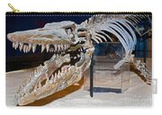 Mosasaur Skeleton Carry-all Pouch