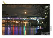 Moscow At Night In Winter Carry-all Pouch