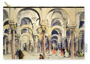 Mosque At Cordoba, From Sketches Carry-all Pouch