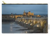 Mosque Cathedral Of Cordoba Also Called The Mezquita And Roman Bridge Carry-all Pouch