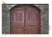 Mosque Doors 11 Carry-all Pouch