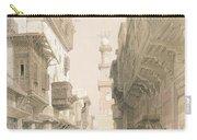 Mosque El Mooristan Carry-all Pouch by David Roberts