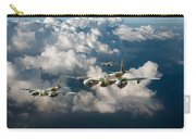 Mosquitos Above Clouds Carry-all Pouch