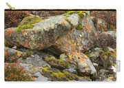 Moss And Lichens In The Scottish Highlands Carry-all Pouch
