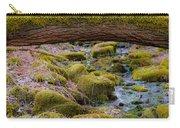 Moss Bridge Carry-all Pouch