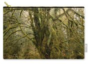Moss-covered Bigleaf Maple  Carry-all Pouch