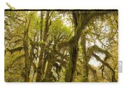 Moss-covered Maple Grove Carry-all Pouch