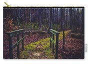 Moss Covered Path Carry-all Pouch