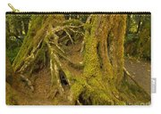 Moss-covered Tree Trunks  Carry-all Pouch