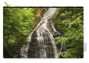 Moss Glen Falls Stowe Vermont Carry-all Pouch