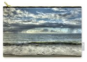 Moss Landing In The Clouds Carry-all Pouch