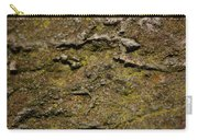 Moss On Rock Carry-all Pouch