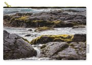 Moss Rocks Hawaii Carry-all Pouch