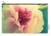 Moss Rose Abstract Carry-all Pouch