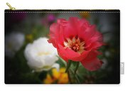 Moss Roses Carry-all Pouch