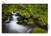 Mossy Arch Cascade Carry-all Pouch by Darren  White
