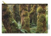 Mossy Big Leaf Maples In Hoh Rainforest Carry-all Pouch
