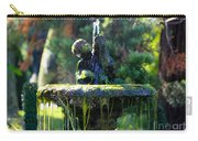 Mossy Fountain Carry-all Pouch