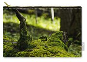 Mossy Log Carry-all Pouch