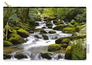 Mossy Mountain Stream Carry-all Pouch